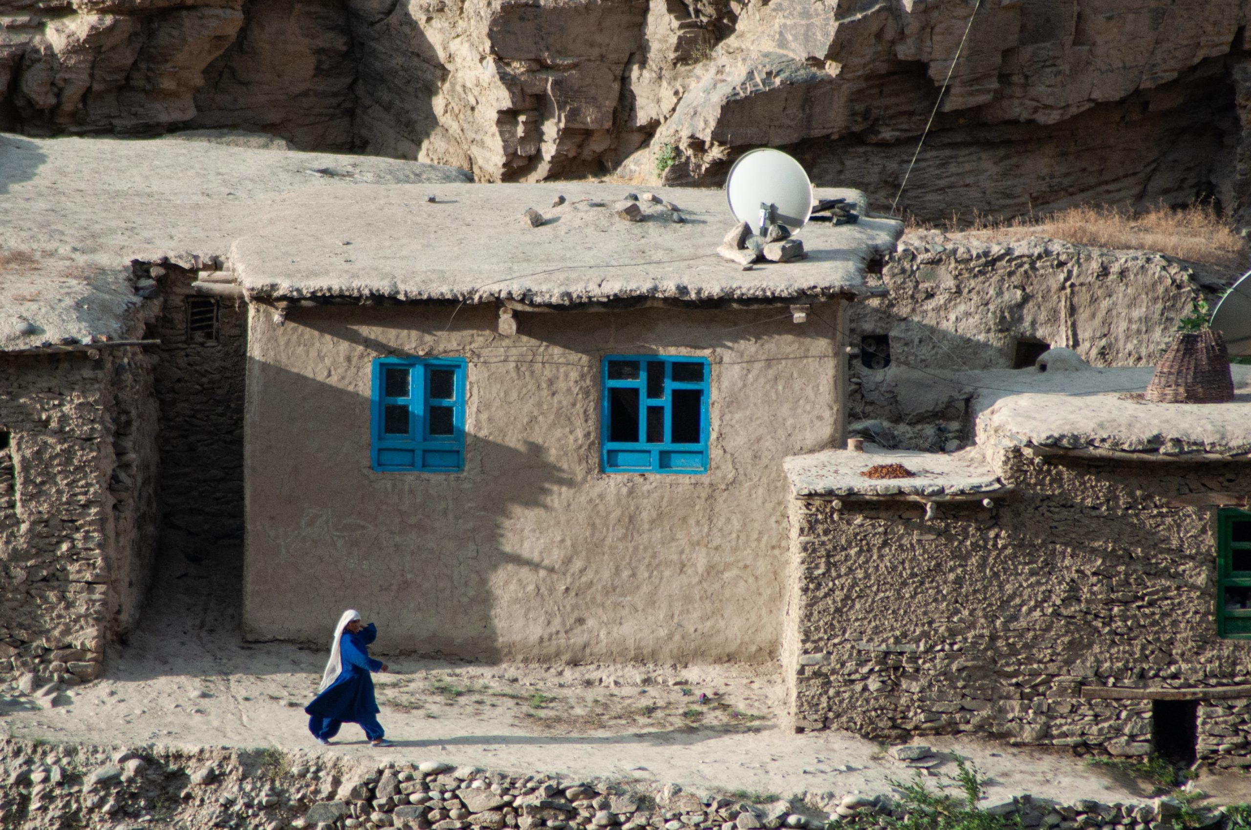 Afghan women, serial wars and imperial violence