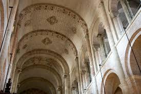 Barrel Vault, St. Sernin Basilica, Toulouse, France. Google Images