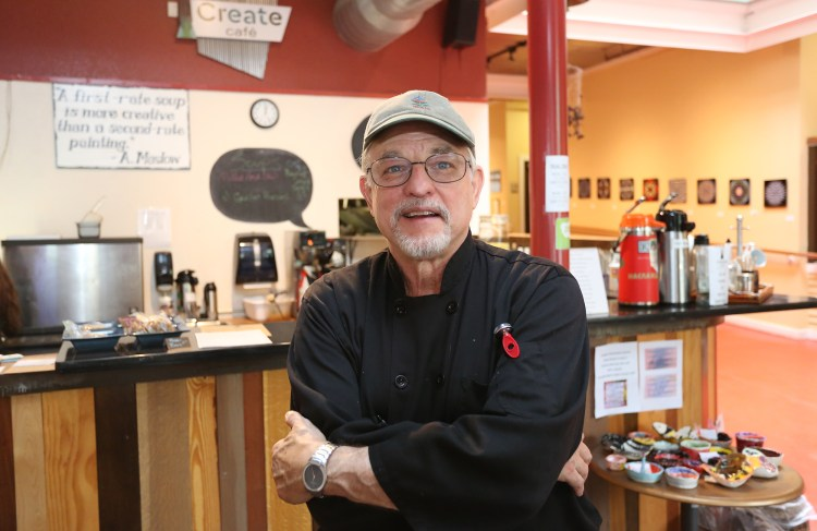 Create Cafe in Manitou Springs | The Art of Chef Lyn Harwell