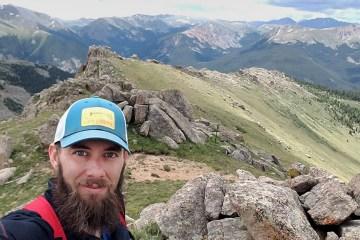 Hiking Arapahoe Basin (The Legend) in Summer