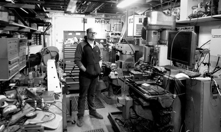 Kyle Frerichs | Engineer, Craftsman | Manitou Springs
