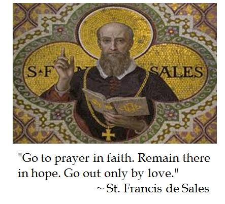 St Francis de Sales