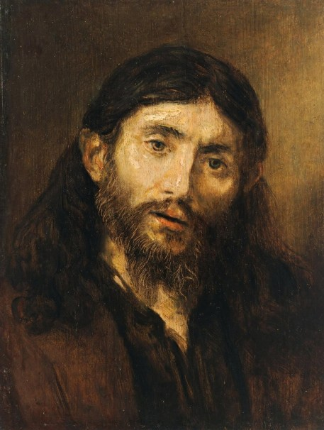Rembrandt and the face of Jesus