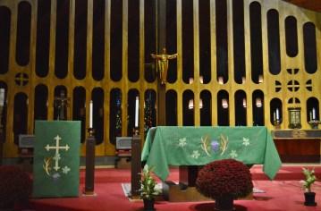 St Patrick sanctuary