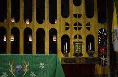 St Patrick tabernacle
