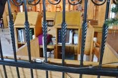 Abbot's seat