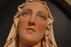 Mary close-up II