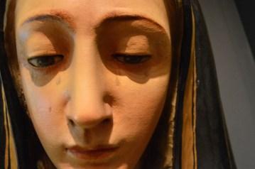 Mary close-up III