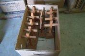Box of crosses