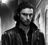 Aidan Turner as vampire