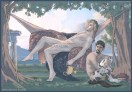 Dionysus and Satyr by Karadin