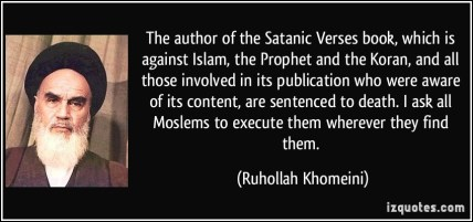 quote-the-author-of-the-satanic-verses-book-which-is-against-islam-the-prophet-and-the-koran-and-all-ruhollah-khomeini-329991