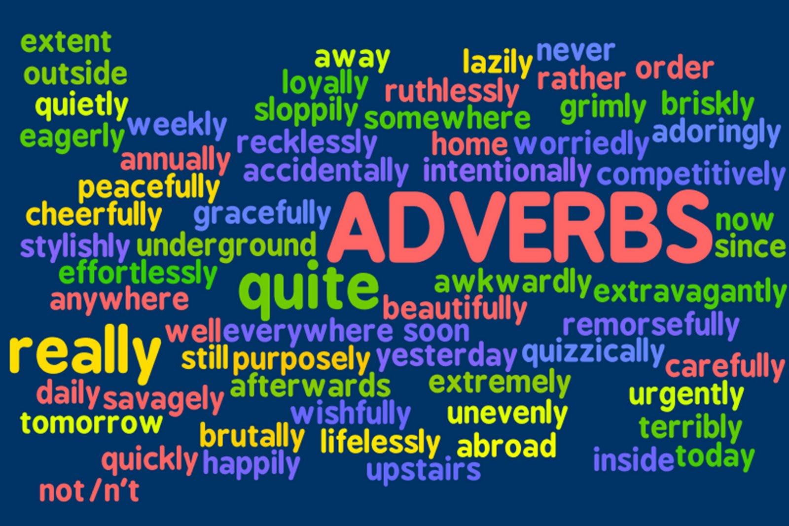 Adverbs The Siren S Call