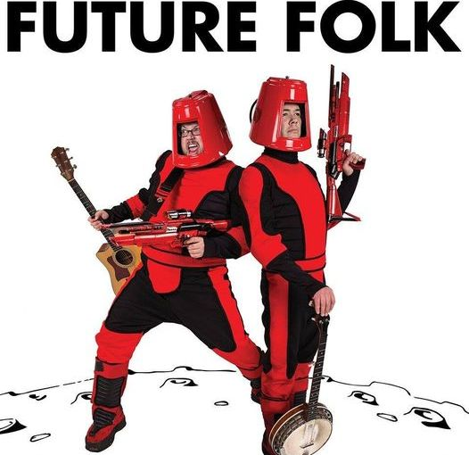 The History of Future Folk (Netflix)