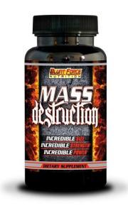 Blunt Force Nutrition Mass Destruction 90 capsule_supplementcentral