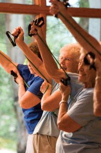 Aerobic Exercise for elders