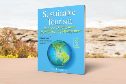 Launch and run a sustainable tourism business