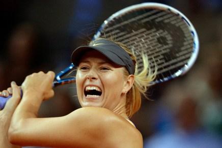 Sharapova admits to failing drugs test