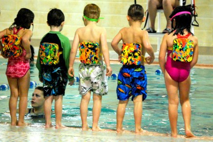 Teaching swimming in the Primary School