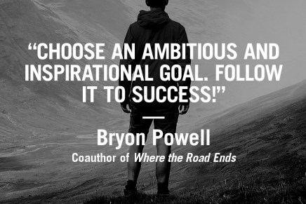 Inspiration from Human Kinetics author Bryon Powell