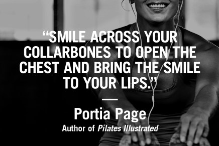 Smile and be inspired by Portia Page