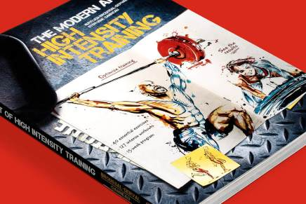 Out now: The Modern Art of High Intensity Training