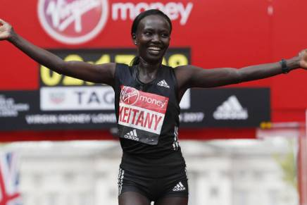 Why do Kenyans dominate long distance running?