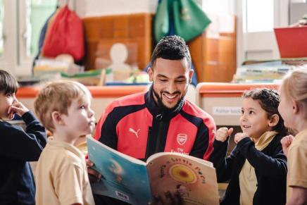 Premier League sets up new scheme to help educate children