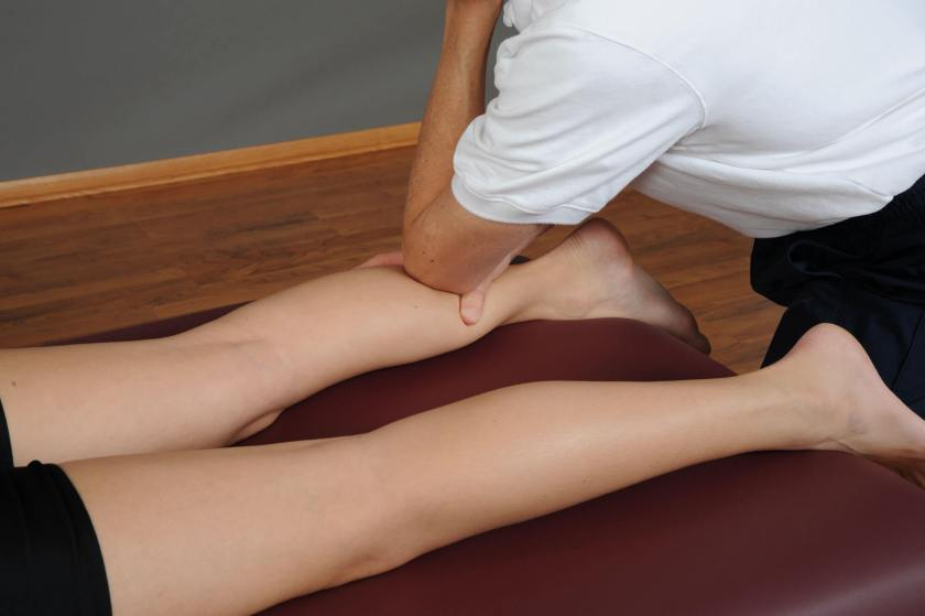Sport massage to aid recovery in cycling