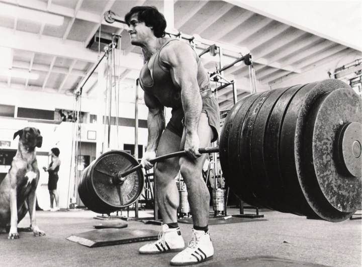 dead lift for building muscle