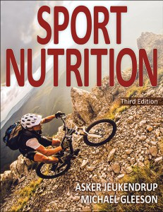 Sport Nutrition most valuable academic books
