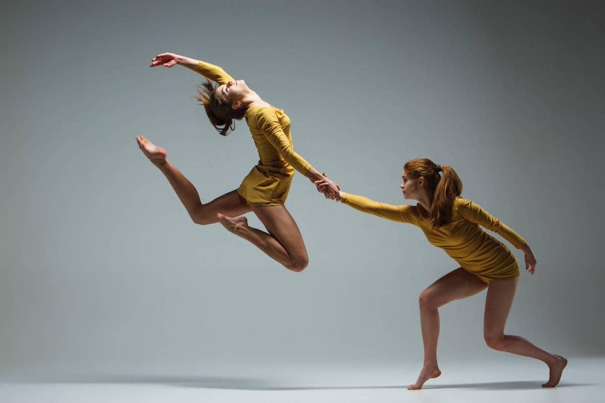Energy in motion – Advanced holistic strategies for power, effort, precision in classical & contemporary dance - Free webinar