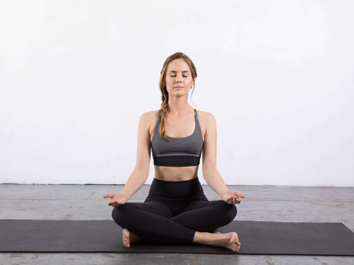 Yin yoga poses for the shoulders: Improve flexibility and relieve tension