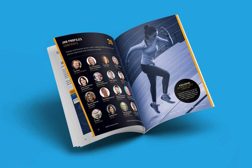 Job Profiles A Guide to Careers in Sport and Exercise Science