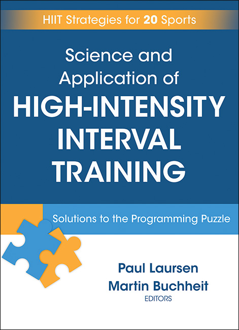 new academic sports science books HIIT