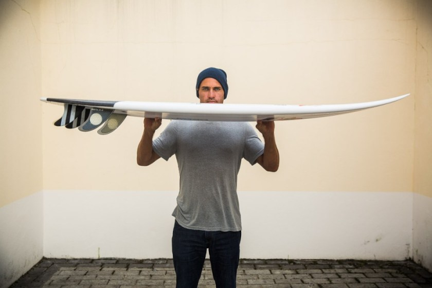 History of surfing Kelly Slater
