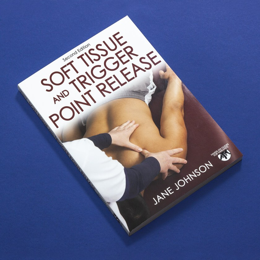 Soft Tissue and Trigger Point Release Sports Massage Book