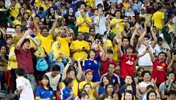 Growth of sport tourism fans