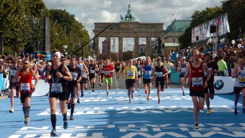 Berlin marathon growth of sport tourism