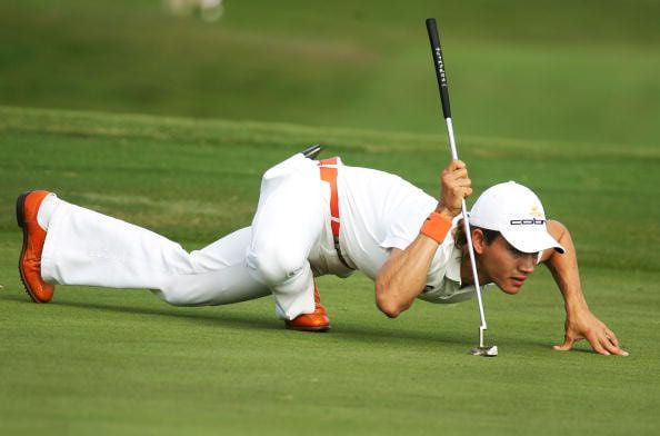 Villegas-golf-spider-man-improves-golf-accuracy