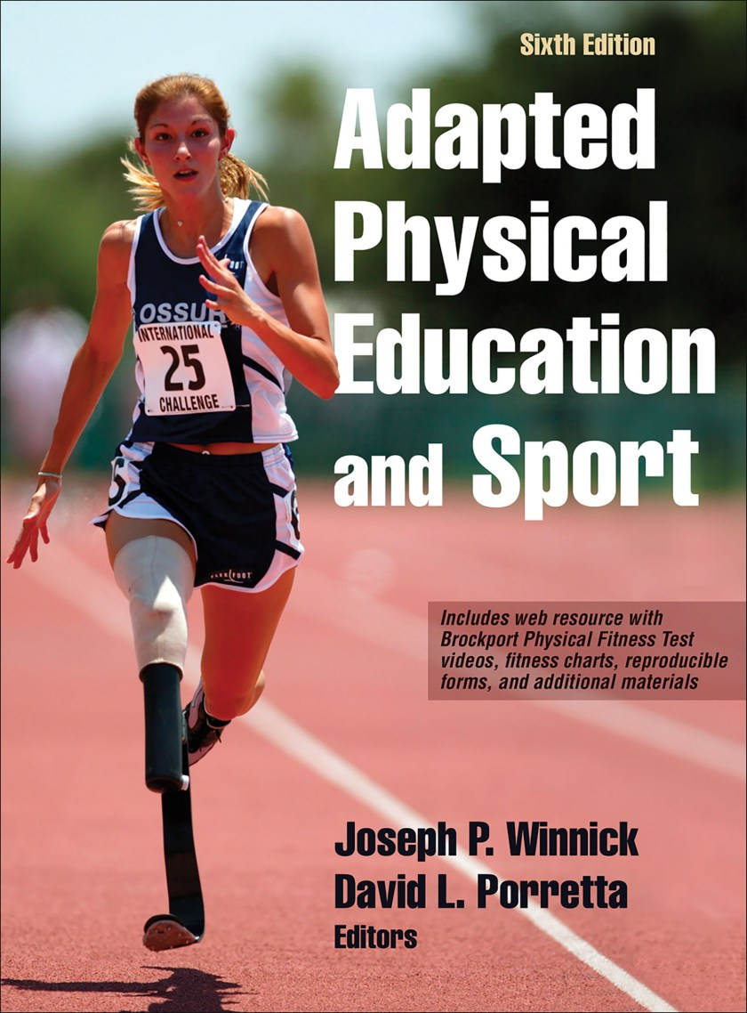 adapted physical education for sport