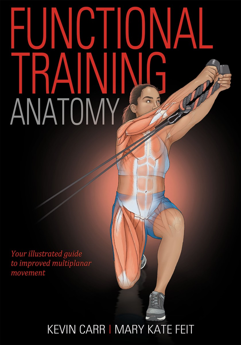 Functional Training Anatomy book cover