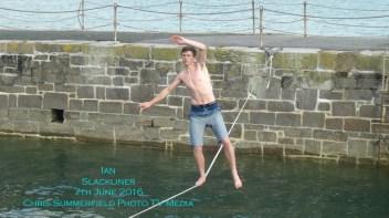 Ian Slack Liner