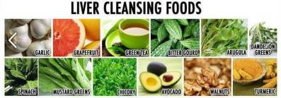 14 Best Foods That Cleanse the Liver Effectively