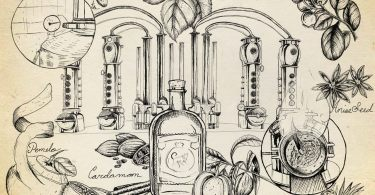 How the Alchemy of Copper and Design Creates Great Gin