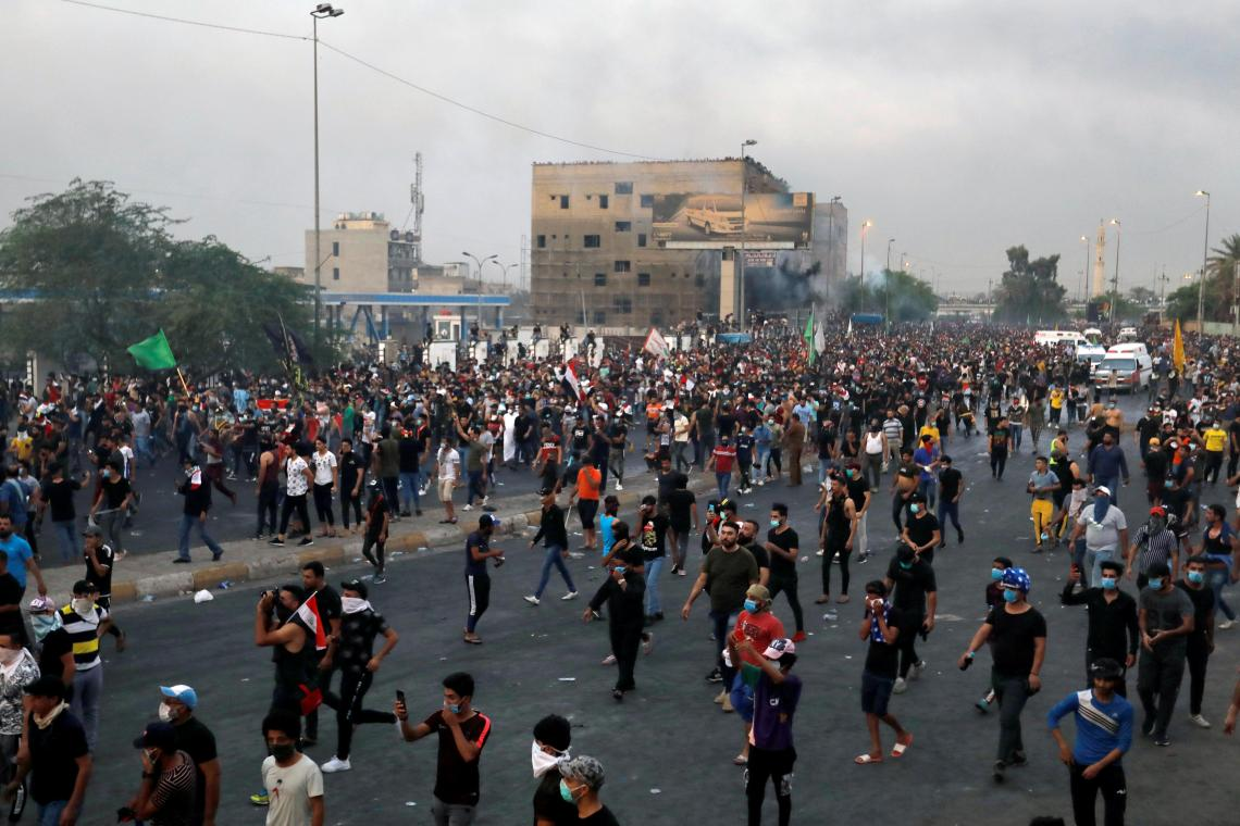 Stagnant politics, graft and slow recovery fuel new Iraqi unrest