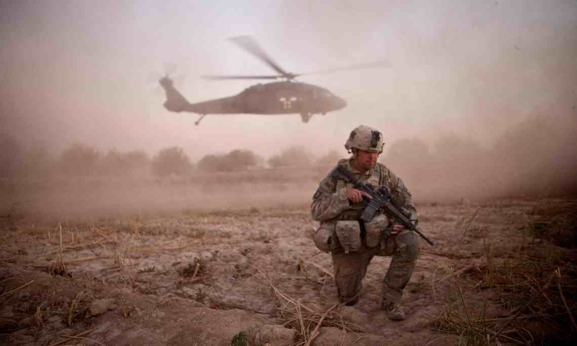 Afghanistan papers detail US dysfunction: 'We did not know what we were doing'