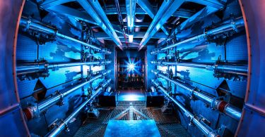 the preamplifier at the National Ignition facility in the US