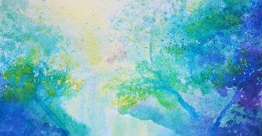 Venla Savolainen maalaus