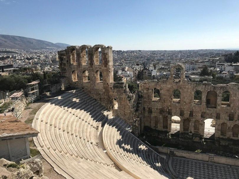 Ateenan Akropolis